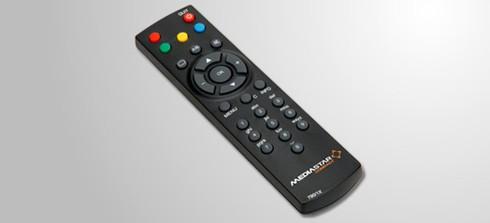 MediaStar Evolution Remote Control 791/3W