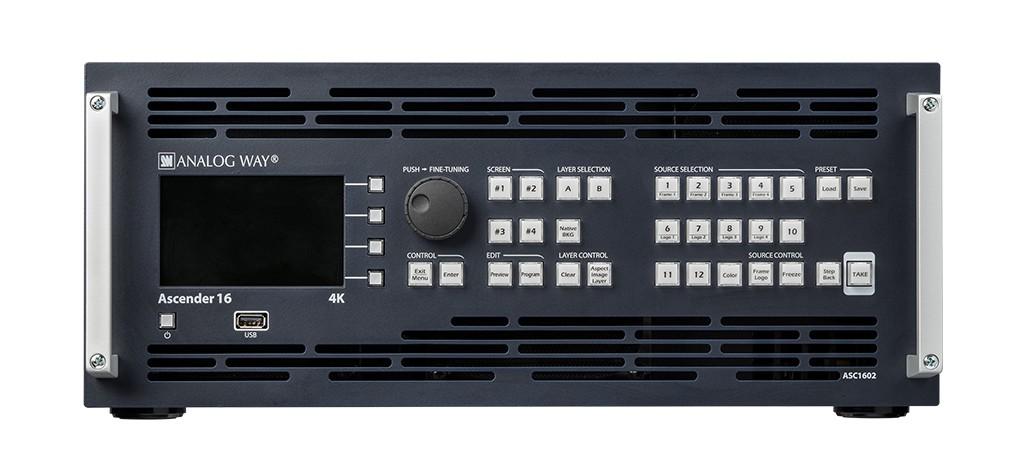 Ascender 16-4K ASC1602-4K