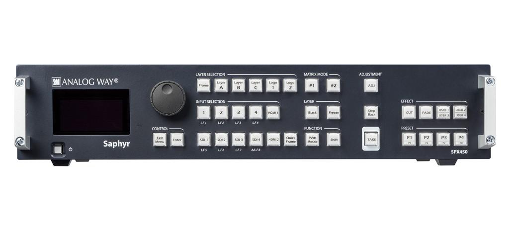 Saphyr SPX450