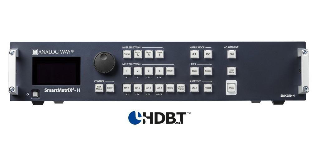 SmartMatriX²-H SMX250-H