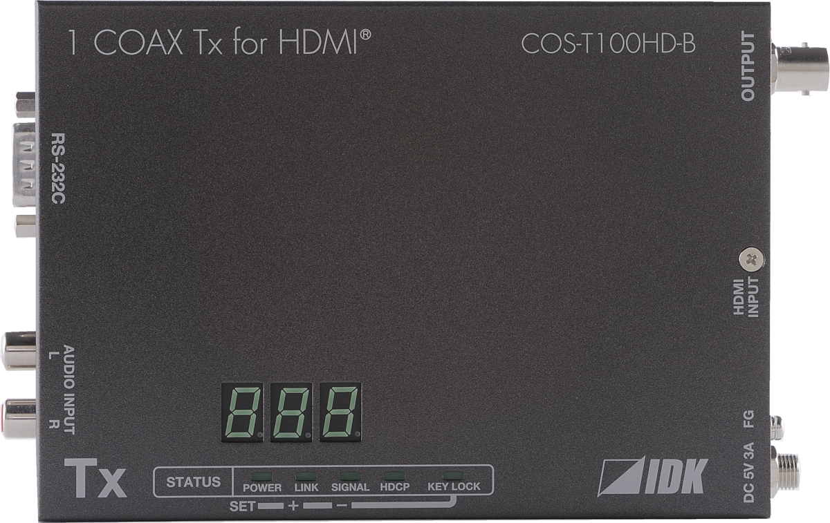 COS-T100HD-B