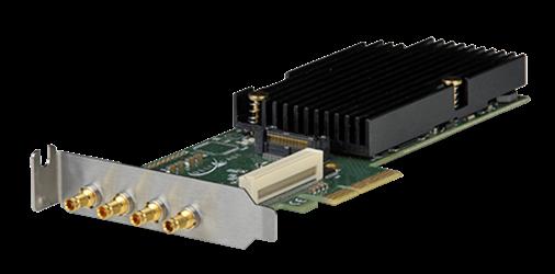 Octo Quad 3G HD-SDI Input Option