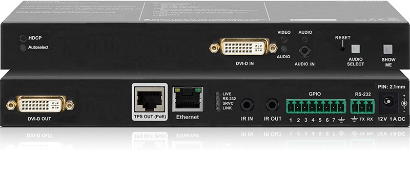 DVI-HDCP-TPS-TX220