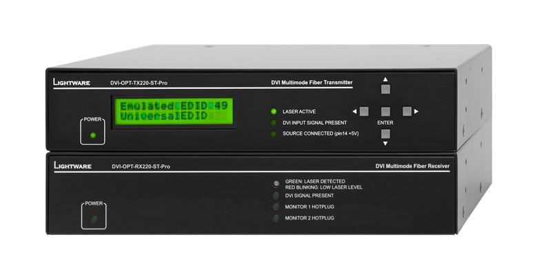 DVI-OPT-TX220-ST-Pro