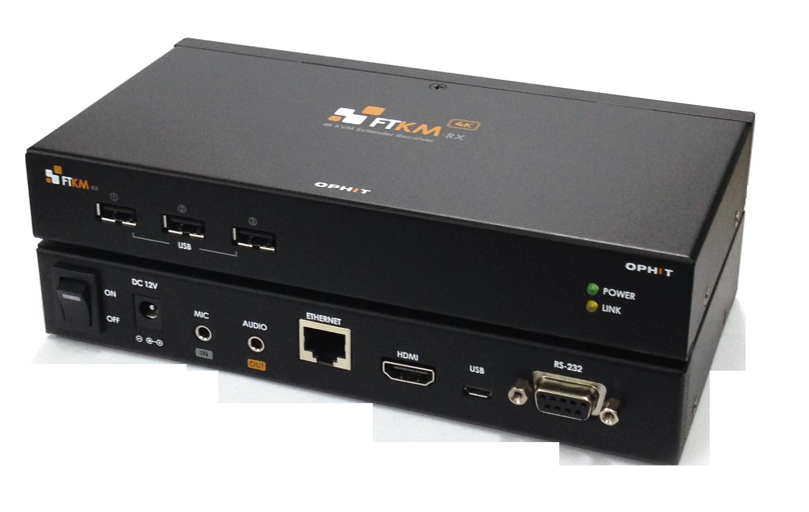 4K HDMI USB KVM