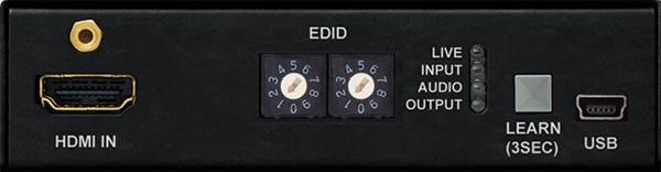 HDMI-4K De-embedder