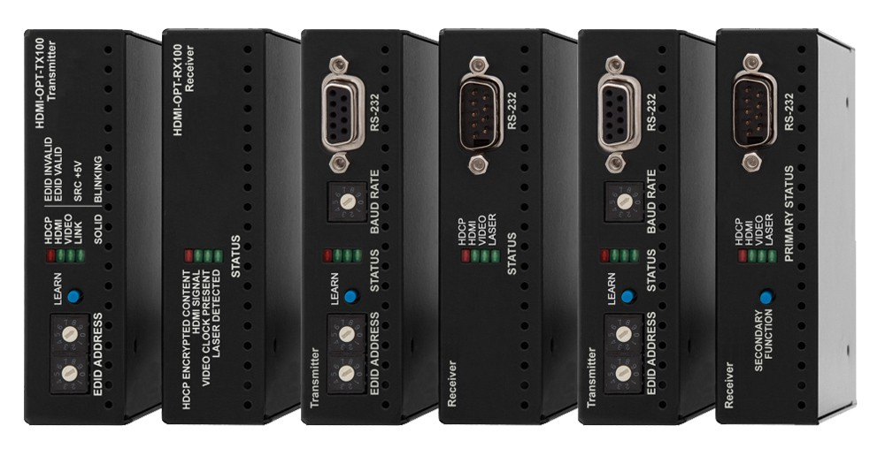 HDMI-OPT-RX100R
