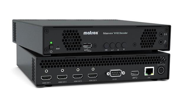 Maevex 6152 Decoder MVX-D6152-4