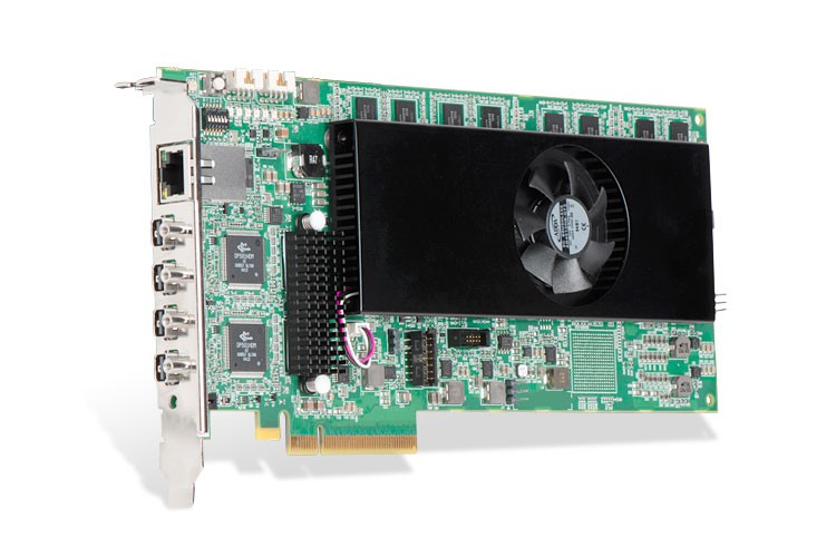 Matrox Mura IPX 4K IP Decode and Display Card