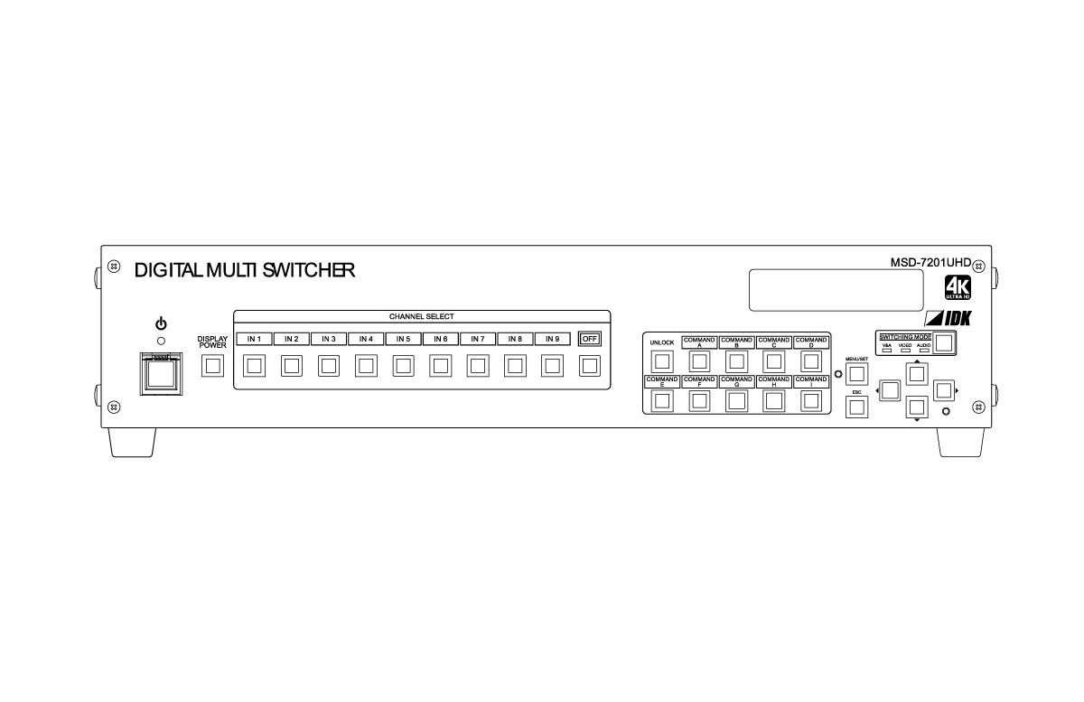 MSD-7201UHD-TB