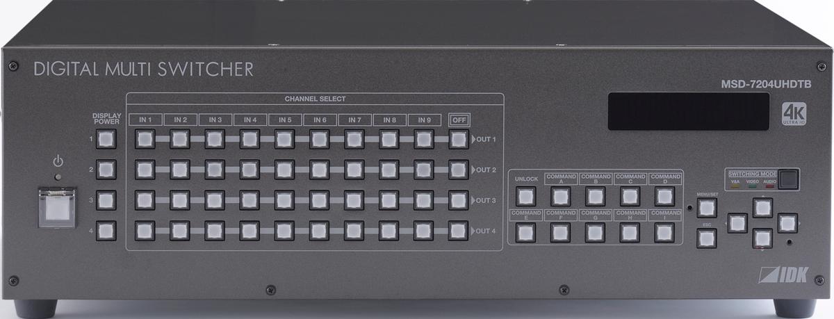 MSD-7204UHD-TB
