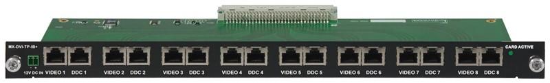 MX-DVI-TP-IB+