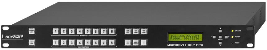 MX8x8DVI-HDCP-Pro