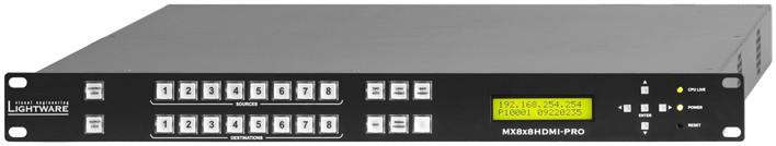 MX8x8HDMI-Pro