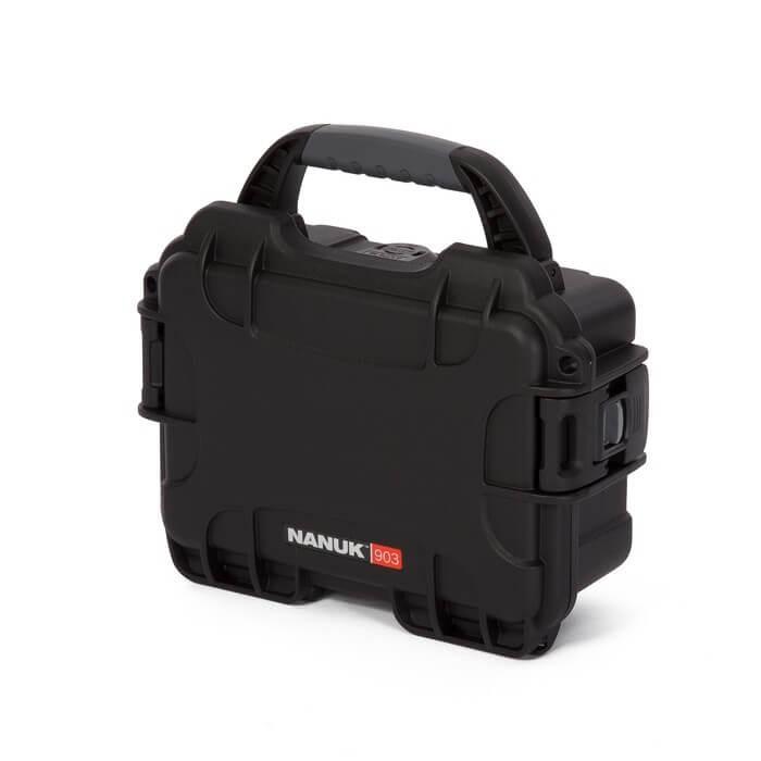 Nanuk Case 903 with Cubed Foam
