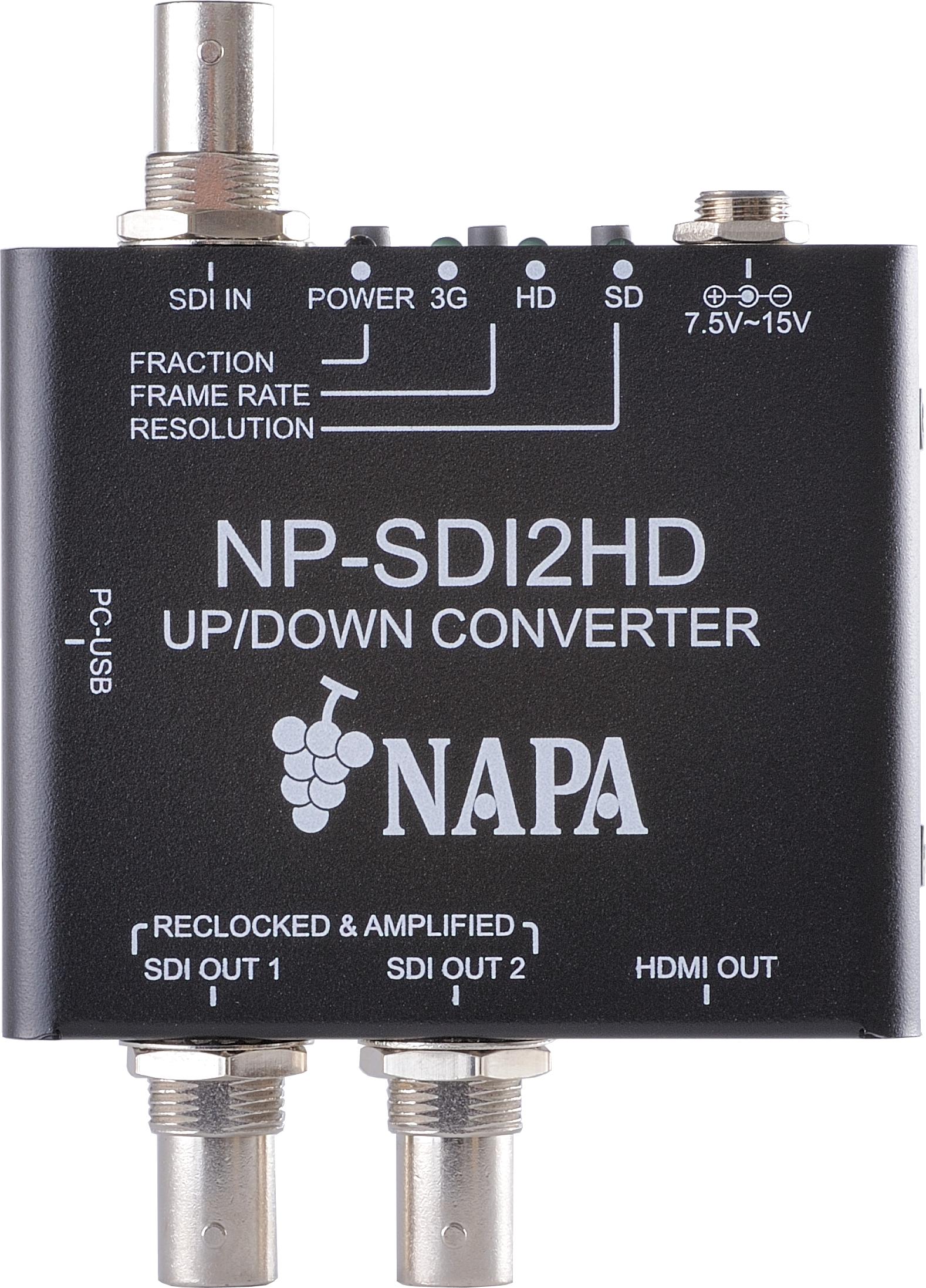 NP-SDI2HD