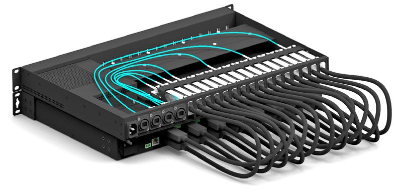 OPTJ Power tray SC