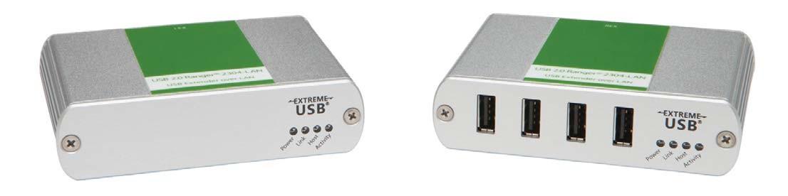 USB Ranger 2304-LAN