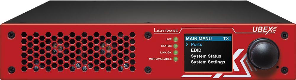 UBEX-PRO20-HDMI-F100 RED 2xMM
