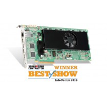 Maevex 6100 Quad 4K Enterprise Encoder Card