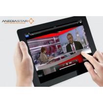 MediaStar Evolution 700-469 Wireless Live Streaming S+H