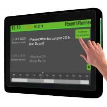 SMT210 10'' -LCD-Display (weiß) WLAN