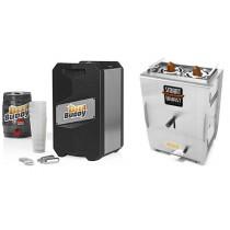 Beer Buddy & Smart Wurst Toaster (Set)