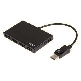 DisplayPort 1.2 to 4 DisplayPort Multi-Display MST Hub