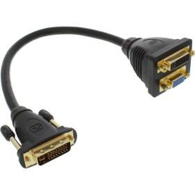 DVI24+5-DVI+VGA