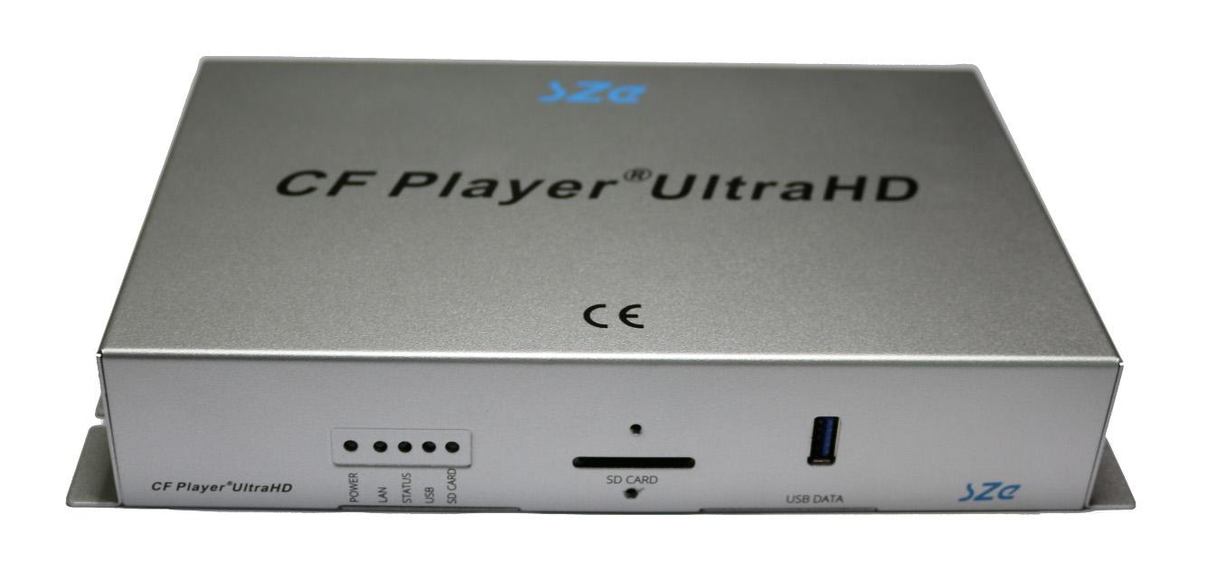 CF Player®UltraHD