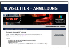 VIDELCO Newsletter