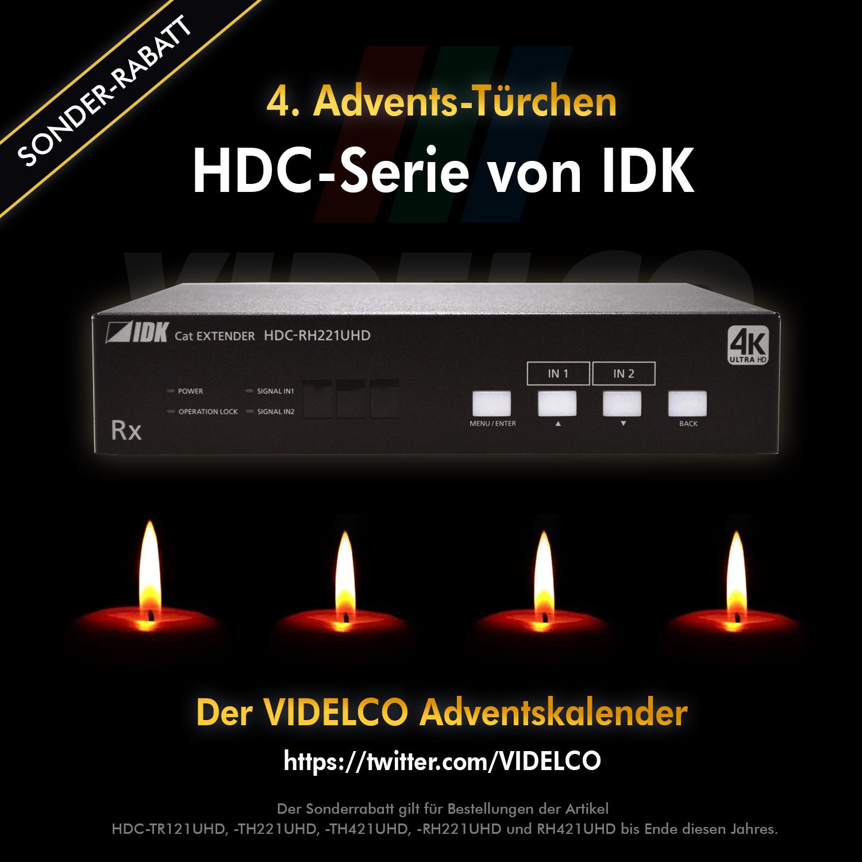 HDC-Serie von IDK